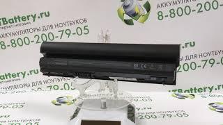 Аккумуляторная батарея для ноутбука DELL 09K6P 7800mah